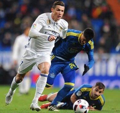 Nuova clamorosa sconfitta del Real Madrid
