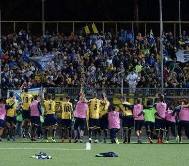 Gemellaggio quarant'anni match Siracusa Juve Stabia