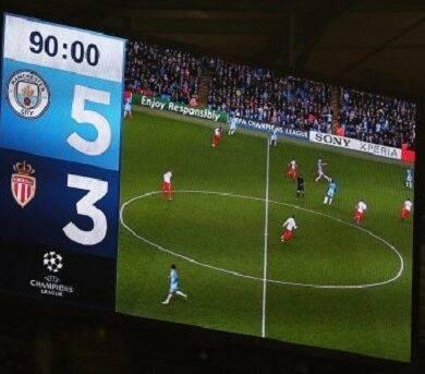 Gol e spettacolo, ieri, nei due match di Champions dell'andata degli altri ottavi di finale