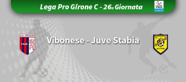 Tornano i tre punti per la Juve Stabia, in Lega Pro, espugnato il campo della Vibonese