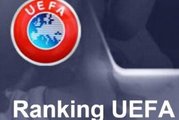 Ranking Uefa, le sconfitte di Napoli e Roma impediscono all'Italia di avanzare