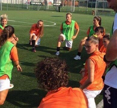 Torneo Arco di Trento calcio femminile, Carpisa Napoli Yamamay battuto dalla Roma