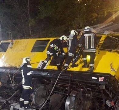 Incidente ferroviario in Alto Adige, due morti e tre feriti
