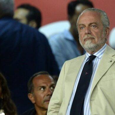 Aurelio De Laurentiis, per molti solo un businessman che non intende vincere