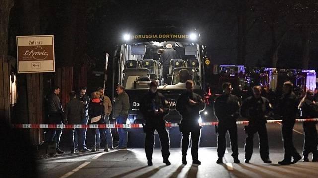Borussia Dortmund. Arrestato presunto colpevole attentato bus