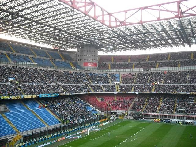 Meazza, sponda Inter, autentico tabù per gli azzurri