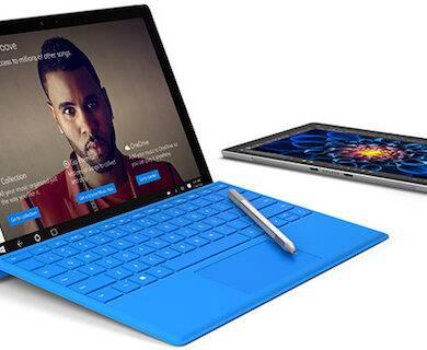 Surface di Microsoft