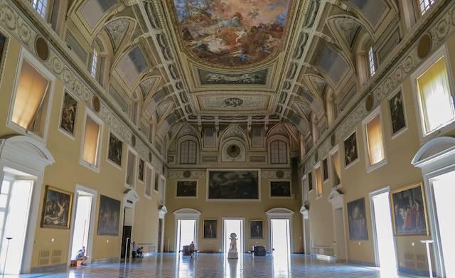 mann sala meridiana museo archeologico di Napoli