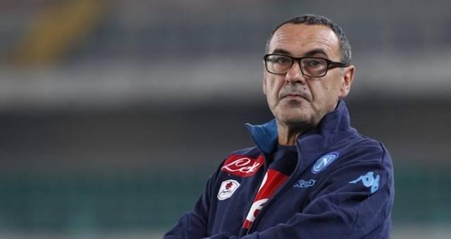 tecnico azzurro Sarri