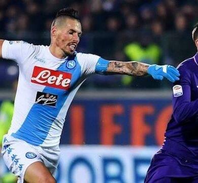 Fiorentina a Napoli