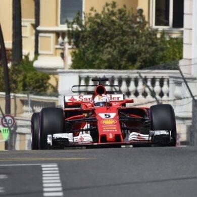 GP Montecarlo: nelle Qualifiche un Vettel da record