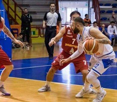 Play off basket. GeVi Cuore Napoli in semifinale