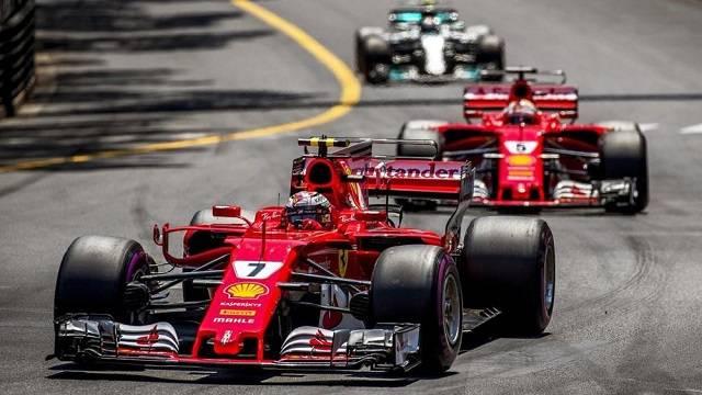 La Rossa di Maranello regina al GP Montecarlo