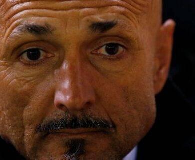 Luciano Spalletti non è più il tecnico della Roma
