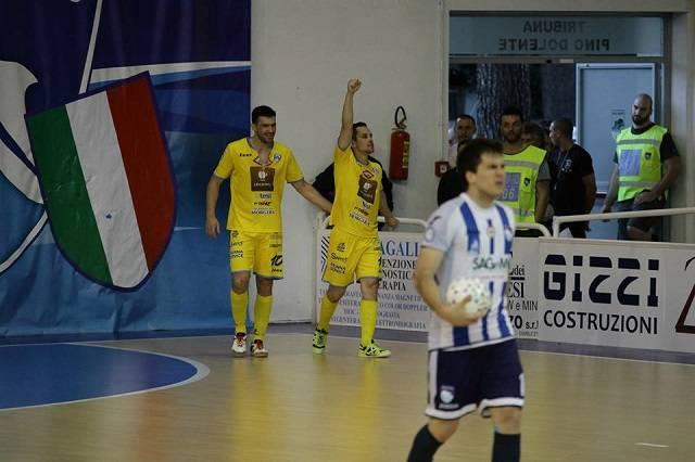La finale scudetto resta un sogno per Lollo Napoli Calcio a 5, battuto dal Pescara in gara 3