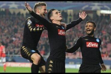 Record su record per il Napoli di Sarri