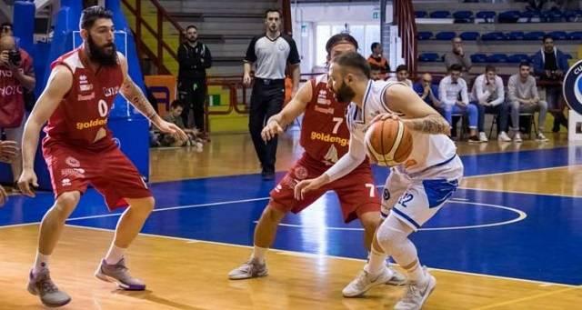 Stop a sorpresa per GeVi Cuore Napoli Basket in casa contro Cassino in gara 1