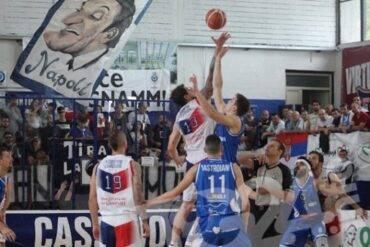 Strepitoso successo esterno di GeVi Cuore Napoli Basket
