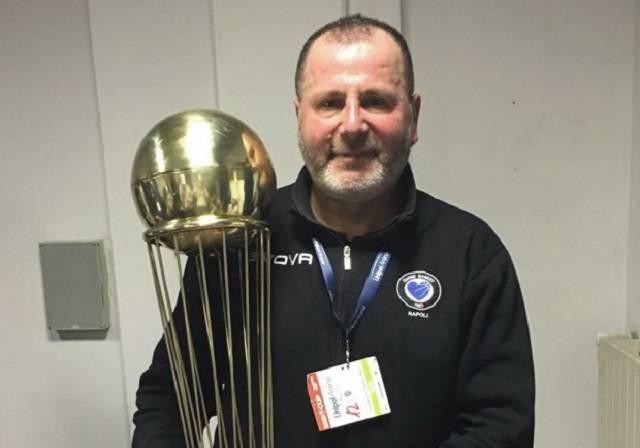 """Armando Trojano: """"Grandissima stagione di Cuore Napoli Basket, ragazzi formidabili!"""