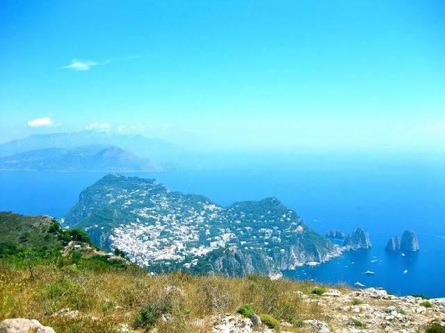 I miti di Capri-1