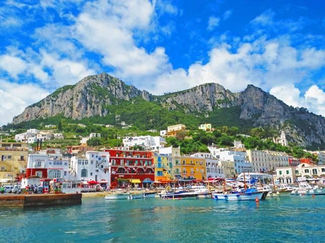 I miti di Capri-4