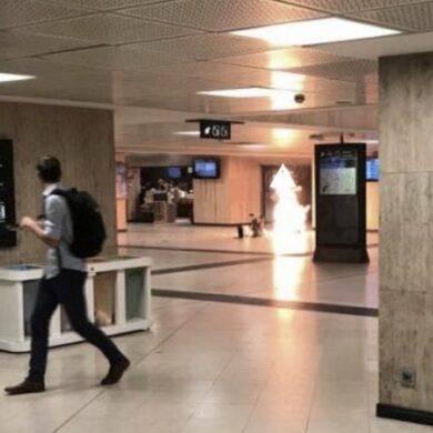 Bruxelles esplosione