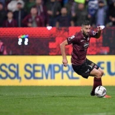 Massimiliano Coda, attaccante granata, vicinissimo al Benevento
