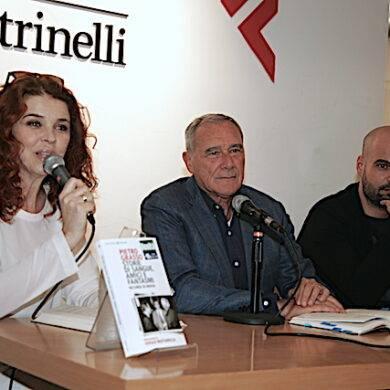 Pietro Grasso presenta libro napoli