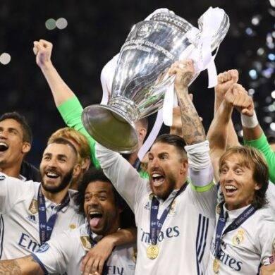 Il Real Madrid è campione d'Europa, a Cardiff la Juventus travolta per 4 a 1