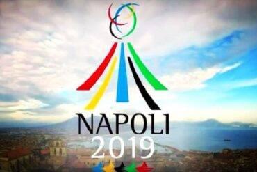 Universiadi 2019: ieri giunta a Napoli torcia olimpica annunciante prossima edizione