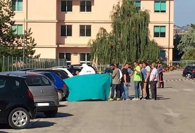 Stalker Presunto assassino dottoressa Ospedale Val Vibrata trovato morto, forse un suicidio