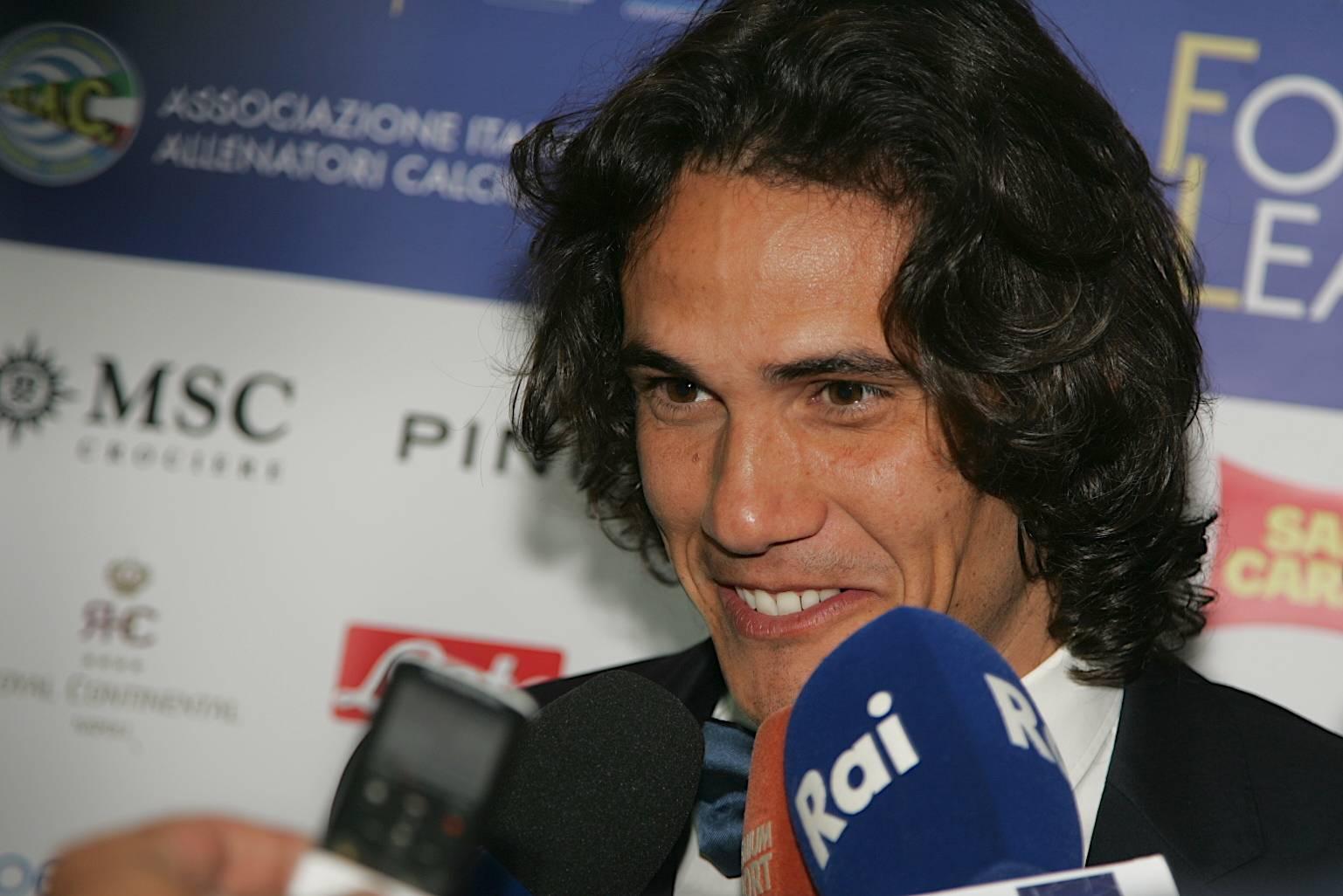 Cavani - Football leader