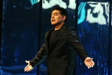Festa cittadinanza onoraria Maradona: molte novità
