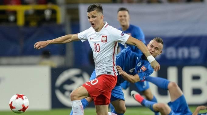 Polonia: male la prima, la Slovacchia batte i padroni di casa 2 - 1, agli europei under 21