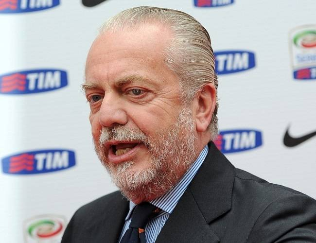"""Il massimo esponente azzurro tuona: """"La Serie A con 16 squadre garantirebbe più entrate"""""""