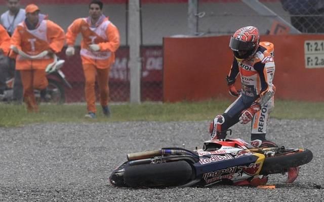 Prime cinque gare Moto GP 2017 caratterizzate da troppe cadute