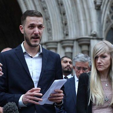 Charlie Gard -genitori rinunciano battaglia legale