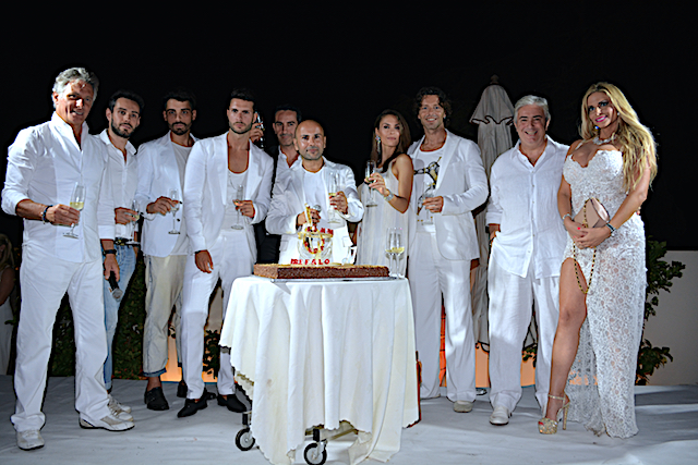 Lobefalo's Summer party