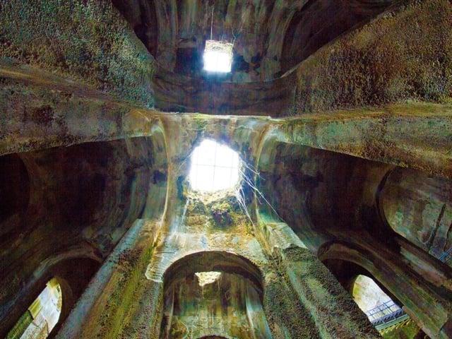 Piscina Mirabilis, la grande cisterna di epoca romana nel cuore dei Campi Flegrei-2