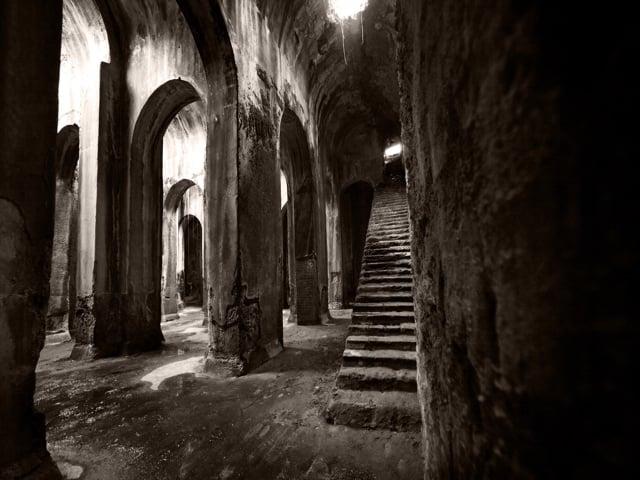 Piscina Mirabilis, la grande cisterna di epoca romana nel cuore dei Campi Flegrei-3