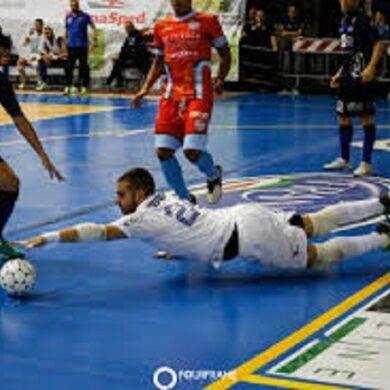 Simone Chinchio approda al Lollo Caffè Napoli calcio a 5