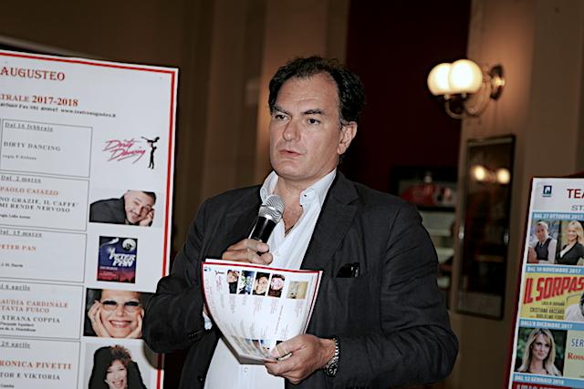 Teatro Augusteo -Direttore Caccavale