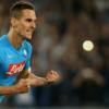 Quaterna azzurra al Carpi nella terza uscita stagionale, Milik ritrovato realizza due gol