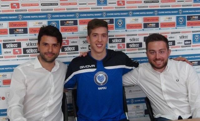 Rinnovo del prestito di Nikolic confermato: Cuore Napoli Basket riparte dal serbo