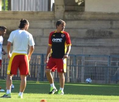 team giallorosso -benevento