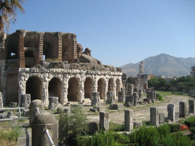 Anfiteatro Campano, anfiteatro di epoca romana nel cuore del territorio casertano-1