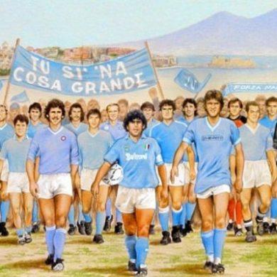 Il club azzurro oggi festeggia 91 anni, Auguri Napoli!