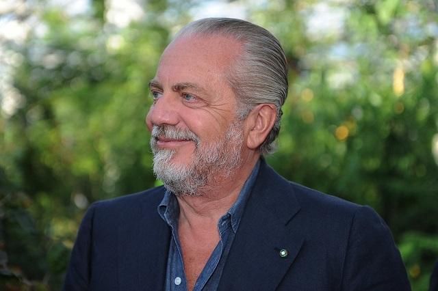 I contratti si rispettano tuona Aurelio De Laurentiis dalla mostra del cinema