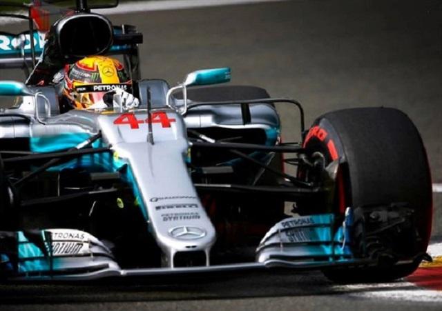 Mercedes trionfatrice in Belgio, Hamilton primo, Vettel secondo, Ricciardo terzo