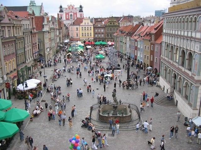 oznan, la bellezza che non ti aspetti nel cuore della Polonia-2